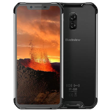Смартфон Blackview BV9600E серебристый