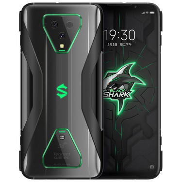 Смартфон Xiaomi Black Shark 3 Pro 12GB/256GB черный