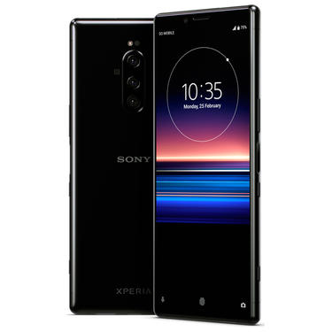 Смартфон Sony Xperia 1 6GB/128GB черный