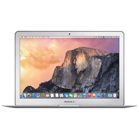 "Ноутбук Apple MacBook Air 13"" 2017 MQD32 серебристый"