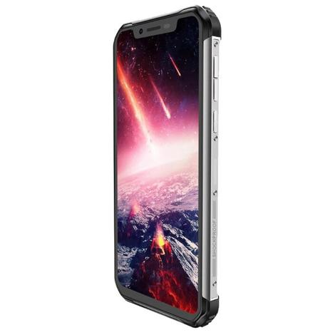 Смартфон Blackview BV9600 серебристый