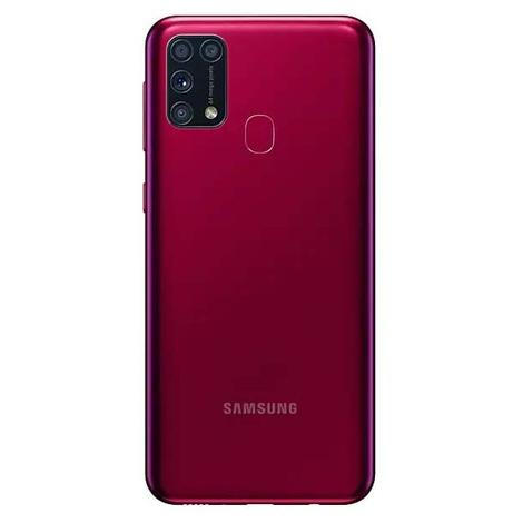 Смартфон Samsung Galaxy M31 6GB/128GB красный