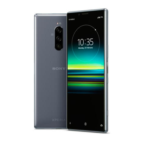 Смартфон Sony Xperia 1 6GB/128GB серый