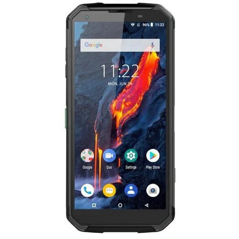 Смартфон Blackview BV9900E серебристый
