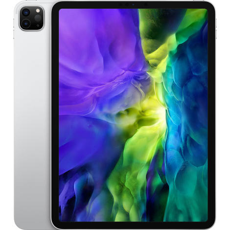 "Планшет Apple iPad Pro 11"" 2020 512GB LTE MXE72 серебристый"